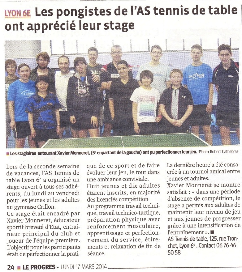 Le-Progrès_17-03-2014
