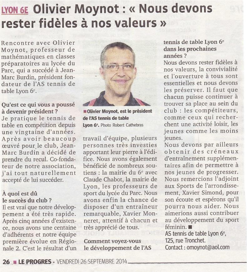 Le_Progrès_26-09-2014